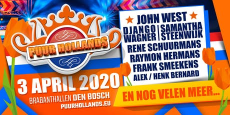 Puur Hollands Den Bosch tickets