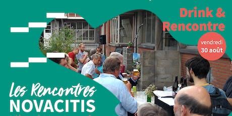 Drink & rencontre - Entre voisins & citoyens Tickets