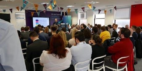 Maximising your marketing opportunities - Event Marketing Meet Up!  tickets