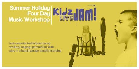 Kidz Live Jam tickets