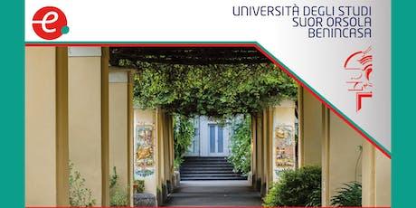 """Le """"Best Managed Companies"""" Testimonial di eccellenza del nuovo corso di laurea magistrale in Economia, Management e Sostenibilità biglietti"""