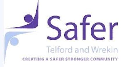 Working Together to Reduce Serious Violence Crime tickets