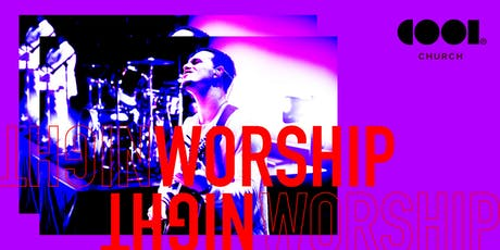 COOL Church Worship Night at the Miramar Cultural Center tickets