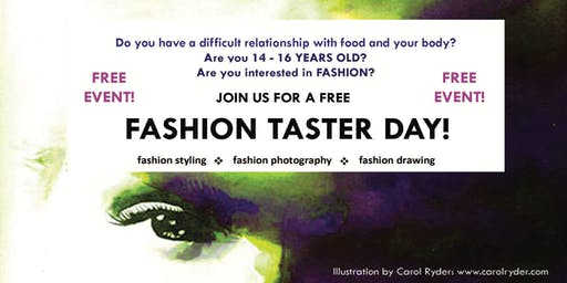 FASHION TASTER DAY