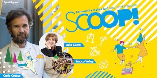 Scoop! Community makes fun!