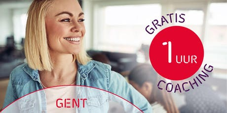 1 uur gratis coaching voor ondernemers - Gent tickets