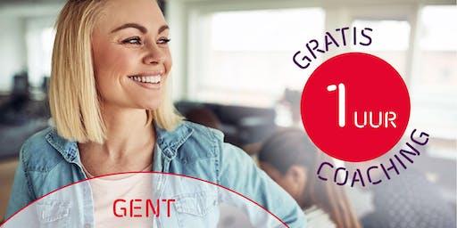 1 uur gratis coaching voor ondernemers - Gent