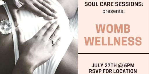 Soul Care Sessions: Womb Wellness