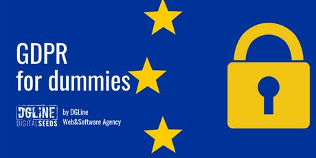 GDPR for dummies tickets