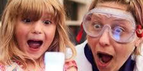 Mad Science Workshop tickets
