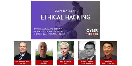 Cyber Tech & Risk - Ethical Hacking tickets