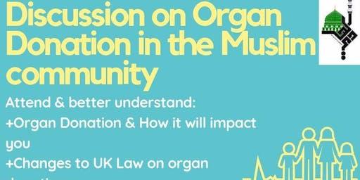 Dar Al HAdi Foundation  - Community Discussion on Organ Donation
