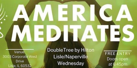 America Meditates Naperville tickets