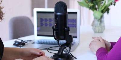 Creative Group Podcast Knowledge Share Workshop 6 September