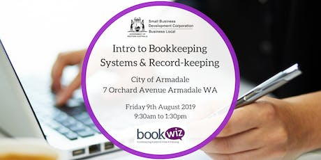 Intro to Bookkeeping Systems & Record-keeping tickets