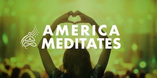 America Meditates - Queen City (Charlotte,NC)