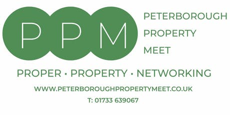 The Peterborough Property Meet tickets