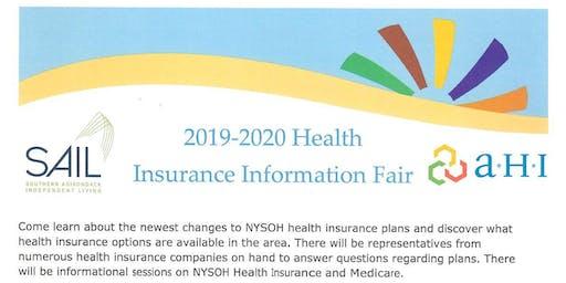Health Insurance Information Fair