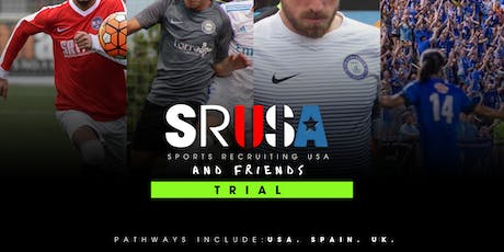 SRUSA & Friends - Men's Soccer Trial - (Doncaster, England) Sun 13th October 2019 tickets