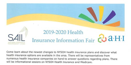 Health Insurance Information Fair tickets