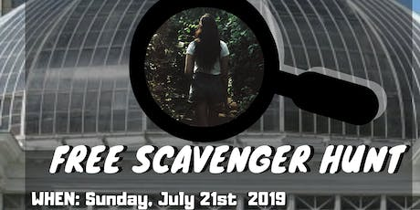 Scavenger Hunt Game for Newcomer Youth  tickets