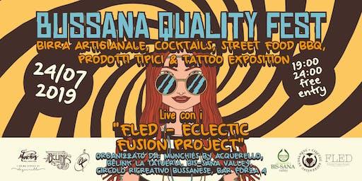 Il Bussana Quality Fest - Prima Edizione - musica & more in piazza!