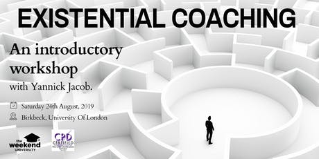 Existential Coaching: An Introduction tickets