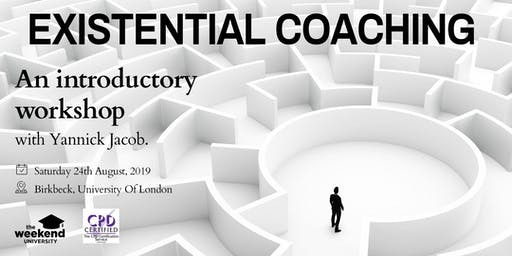 Existential Coaching: An Introduction