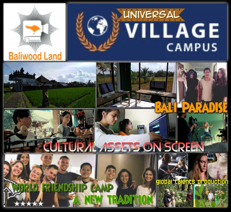 Life in the Film Village (Cultural Assets on Screen Study Camp)
