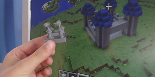Atelier fabrication Minecraft