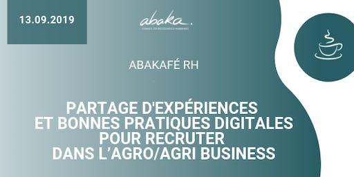 Abakafé RH : techniques de recruteurs pour attirer des talents dans l'industrie agri/agro