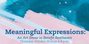 Meaningful Expressions: An Art Show to Benefit...