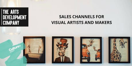 Sales Channels for Creatives tickets