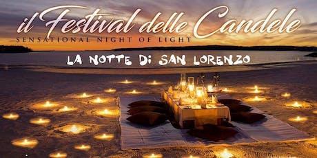 Festival delle Candele - Fregene 10 Agosto tickets