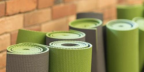 Yoga: Vinyasa Flow 9:15 am