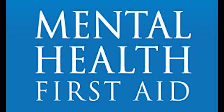 Youth Mental Health First Aid Training - Bangor tickets