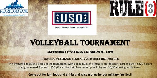 Volley for the Troops