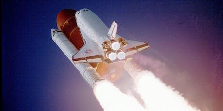 Dursley Library Rocket Craft tickets
