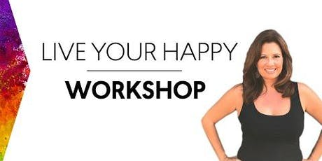 Live Your Happiness Workshop tickets