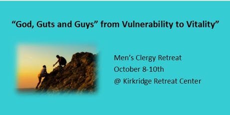 Men's Clergy Retreat 2019 tickets