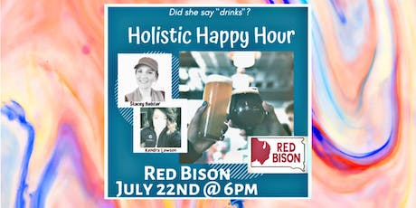 Holistic Happy Hour tickets