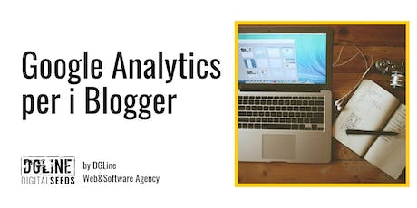 Google Analytics per i Blogger tickets