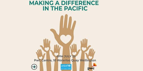 Making A Difference in the Pacific tickets