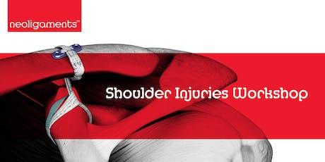 Shoulder Injuries Workshop tickets
