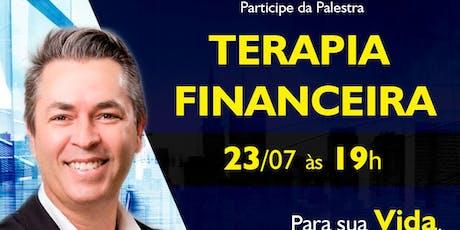 Terapia Financeira- Ricardo Bandini ingressos