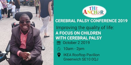 Cerebral Palsy conference 2019 tickets