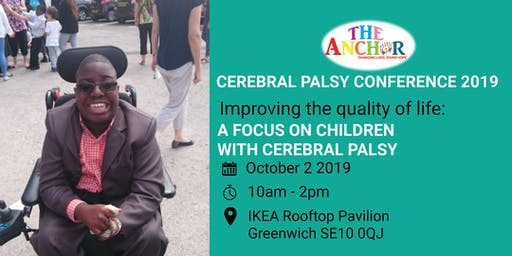 Cerebral Palsy conference 2019