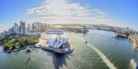 Australian Visitor Visa tickets