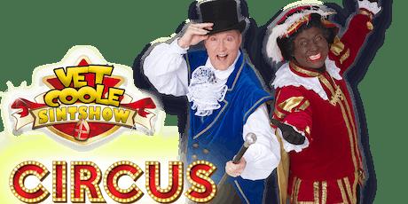 Vet Coole Sintshow: Circus! tickets