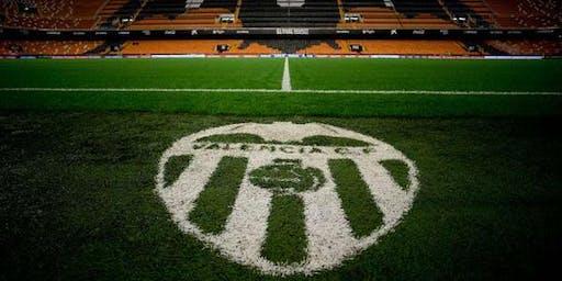 Valencia CF v Real Valladolid CF - VIP Hospitality Tickets